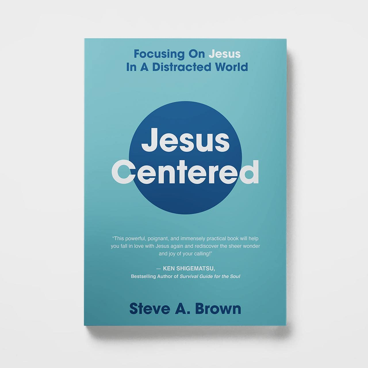 Jesus Centered Book